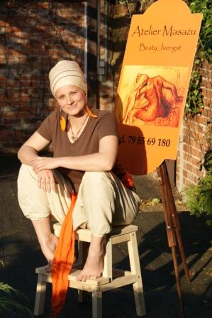 Massage Atelier of Beata Juengst in the center of Bydgoszcz